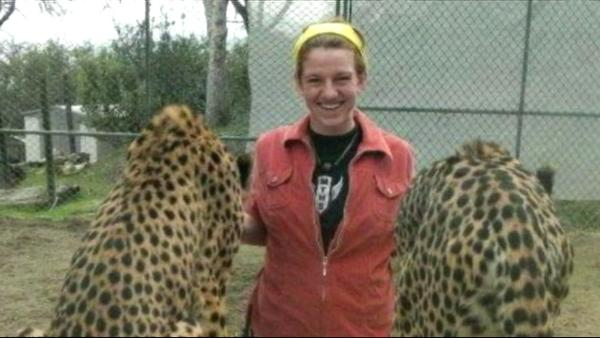 Woman killed by lion at sanctuary in Calif.