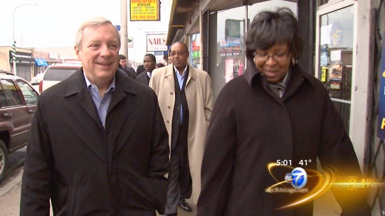Residents of high crime Chicago neighborhoods try to stop the violence