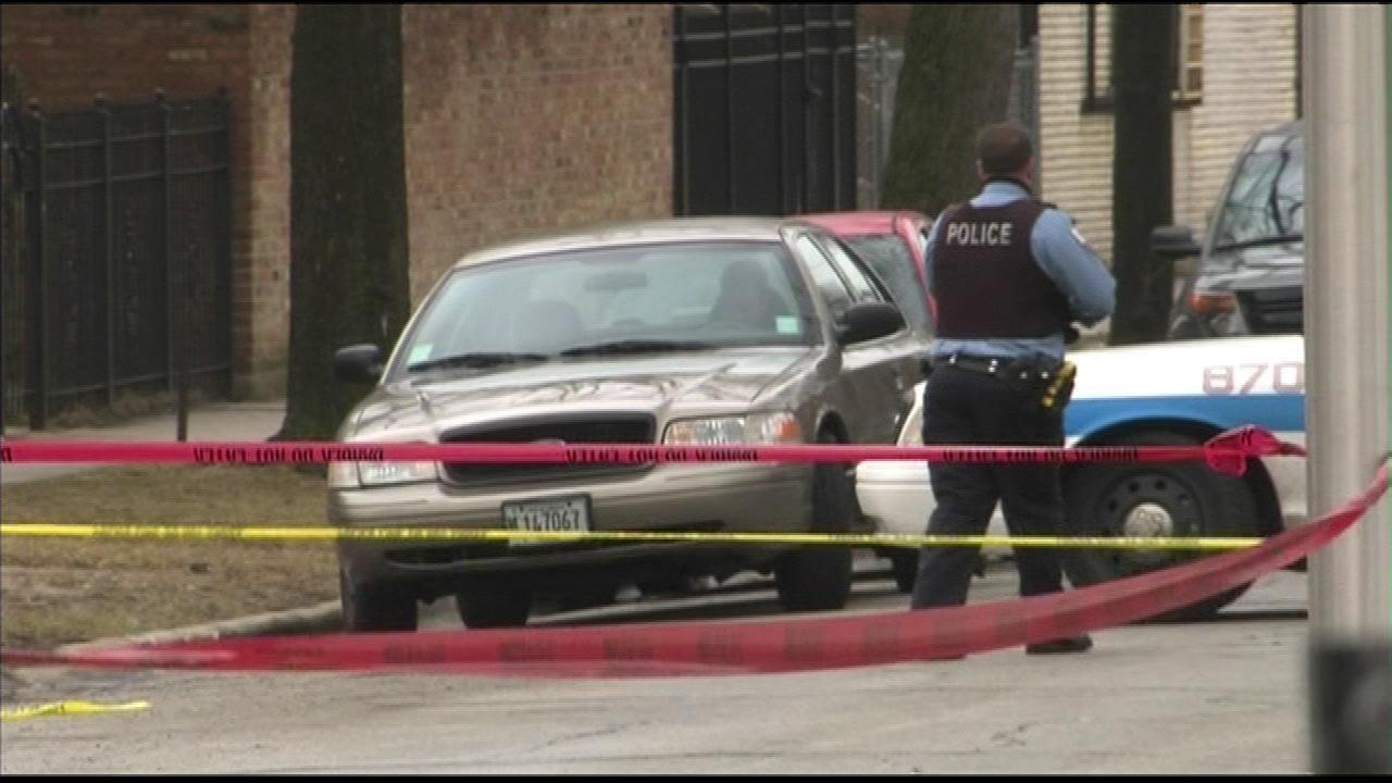 A 6-month-old girl and a man were shot Monday, March 11, 2013, on Chicagos South Side, police sources confirmed to ABC7.