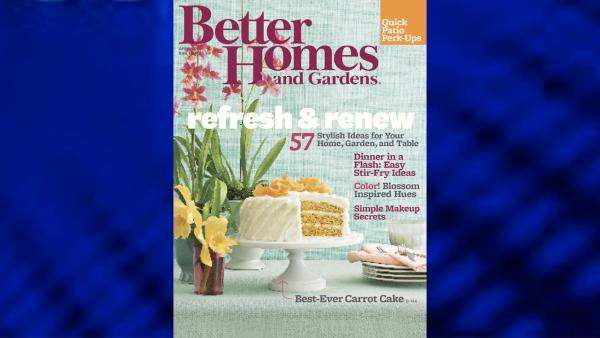Better Homes and Gardens Best Product Awards