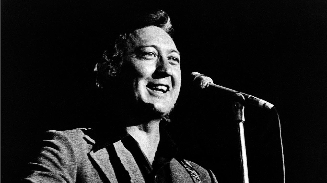 Singer Jack Greene, 1975. The longtime Grand Ole Opry star who earned fame with the hit There Goes My Everything died in Nashville at 83. (AP Photo)