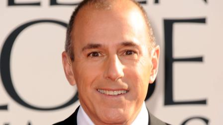 Matt Lauer arrives at the 70th Annual Golden Globe Awards at the Beverly Hilton Hotel on Sunday Jan. 13, 2013, in Beverly Hills, Calif. (Photo by Jordan Strauss/Invision/AP)