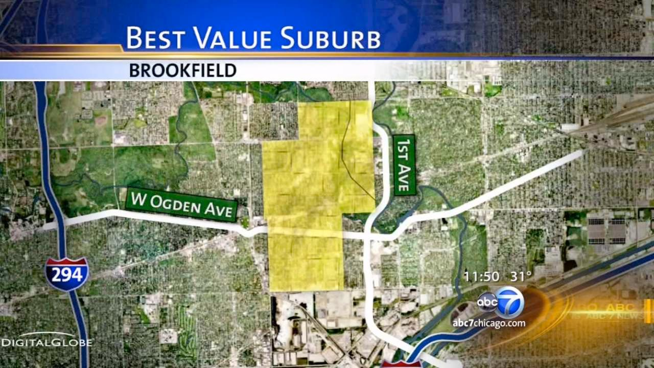 Brookfield: good for first-time buyers