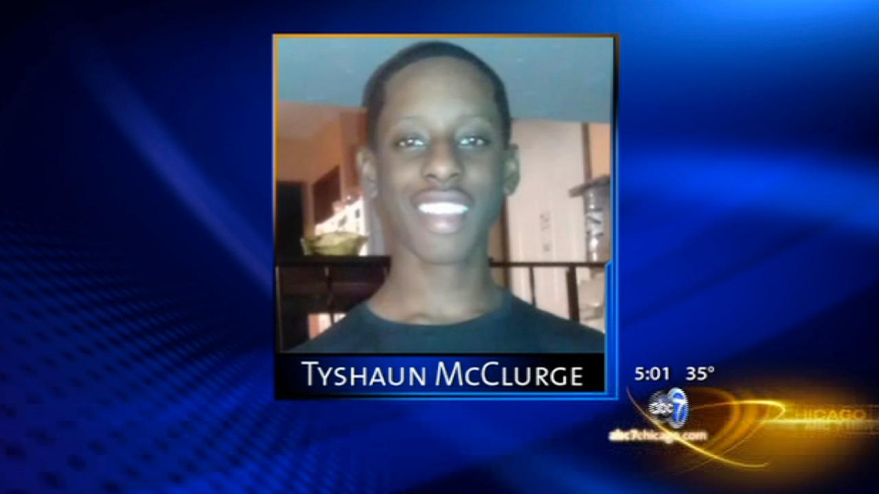 Tyshaun McClurge: Teen dead in possible accidental shooting in Calumet City