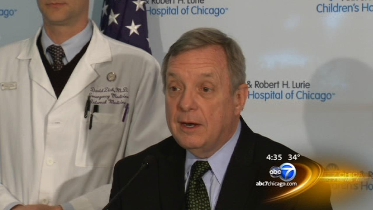Durbin repeats criticism of Quinn's handling of pensions