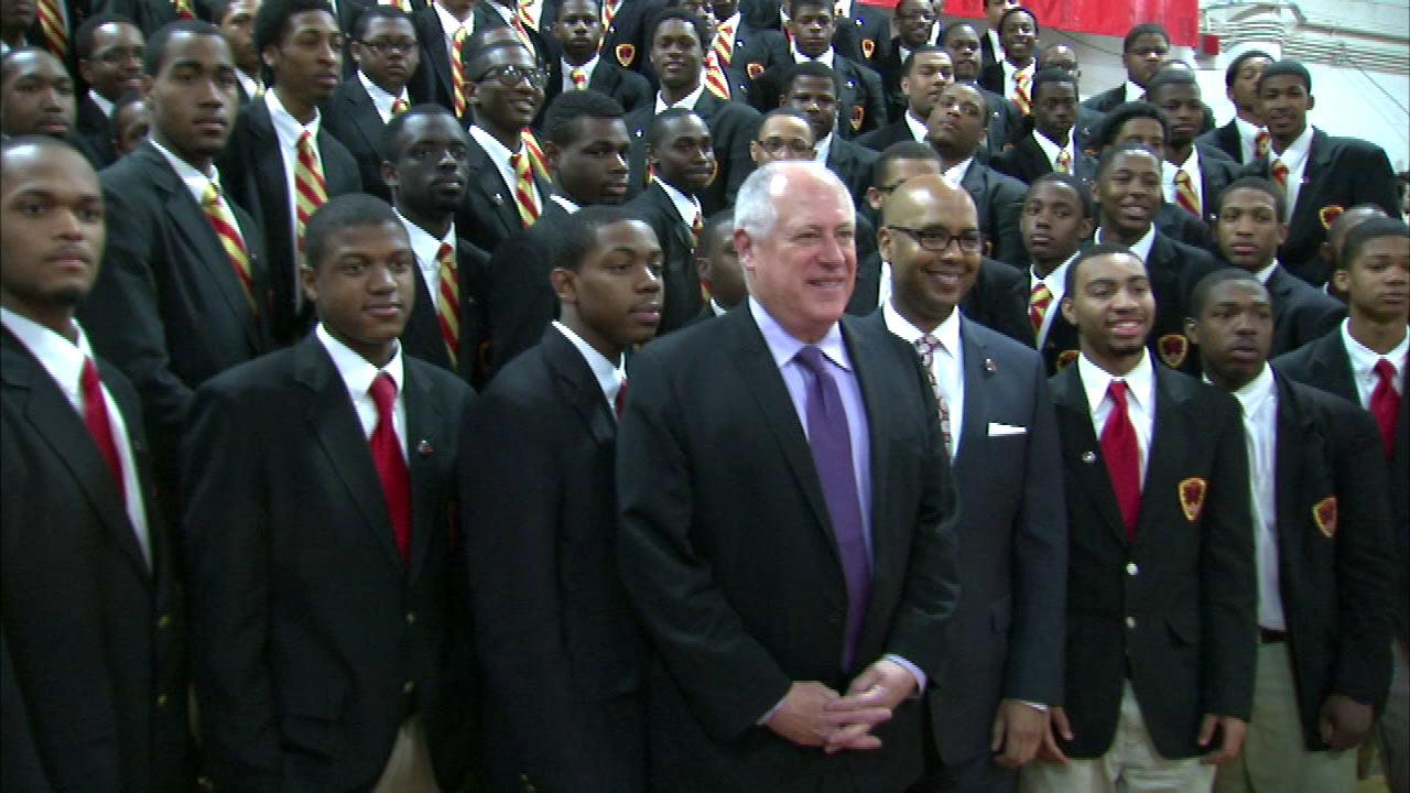 All 167 Urban Prep seniors accepted to college