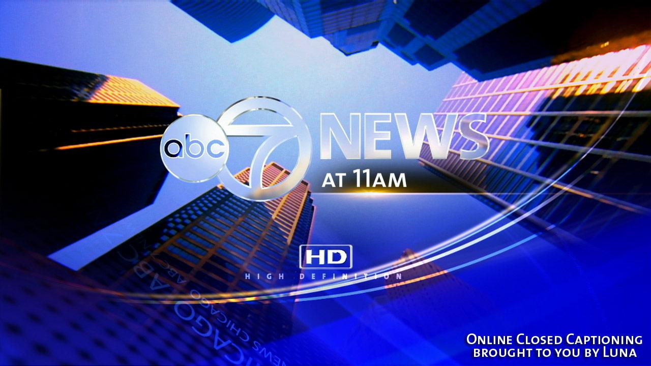 ABC 7 News at 11 AM
