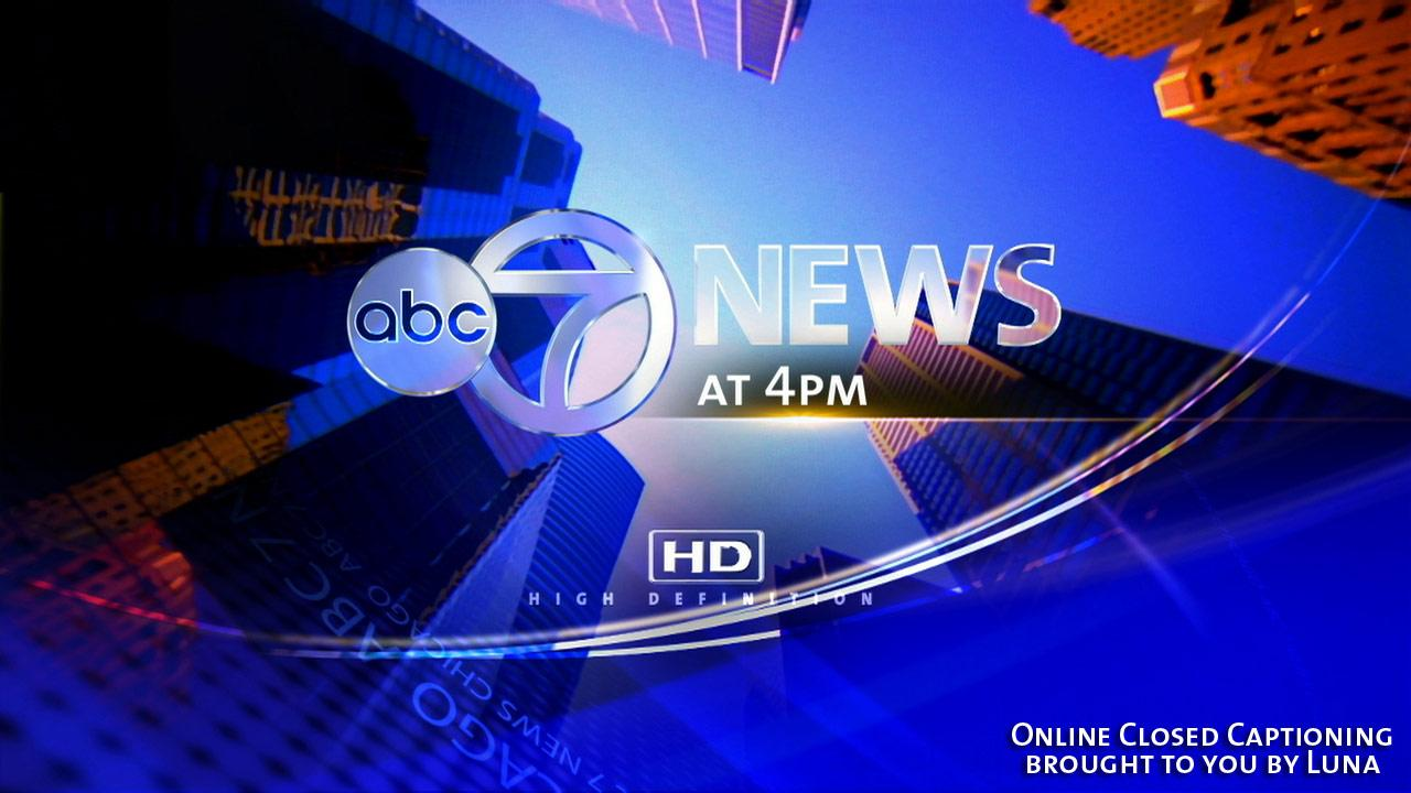ABC 7 News at 4 PM
