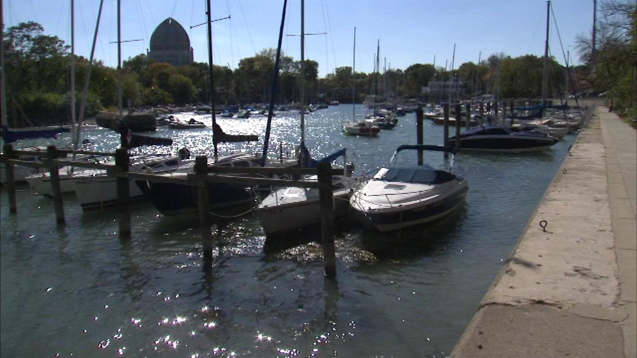 Wilmette Harbor is seen in this file image.