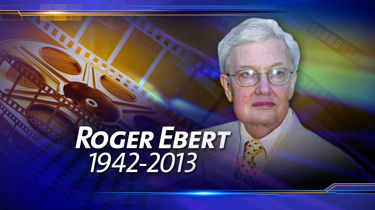 Roger Ebert tribute Thursday at Chicago Theatre