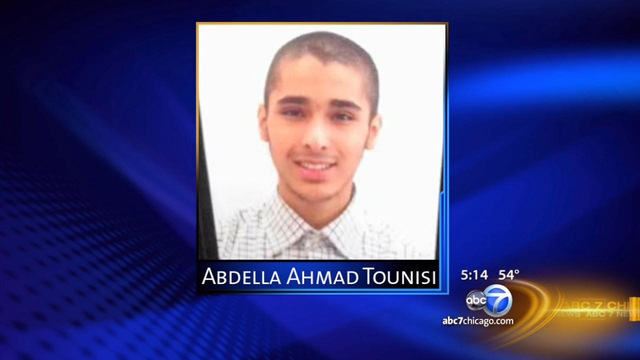 Suburban teen Abdella Ahmad Tounisi arrested on terrorism charges due in court