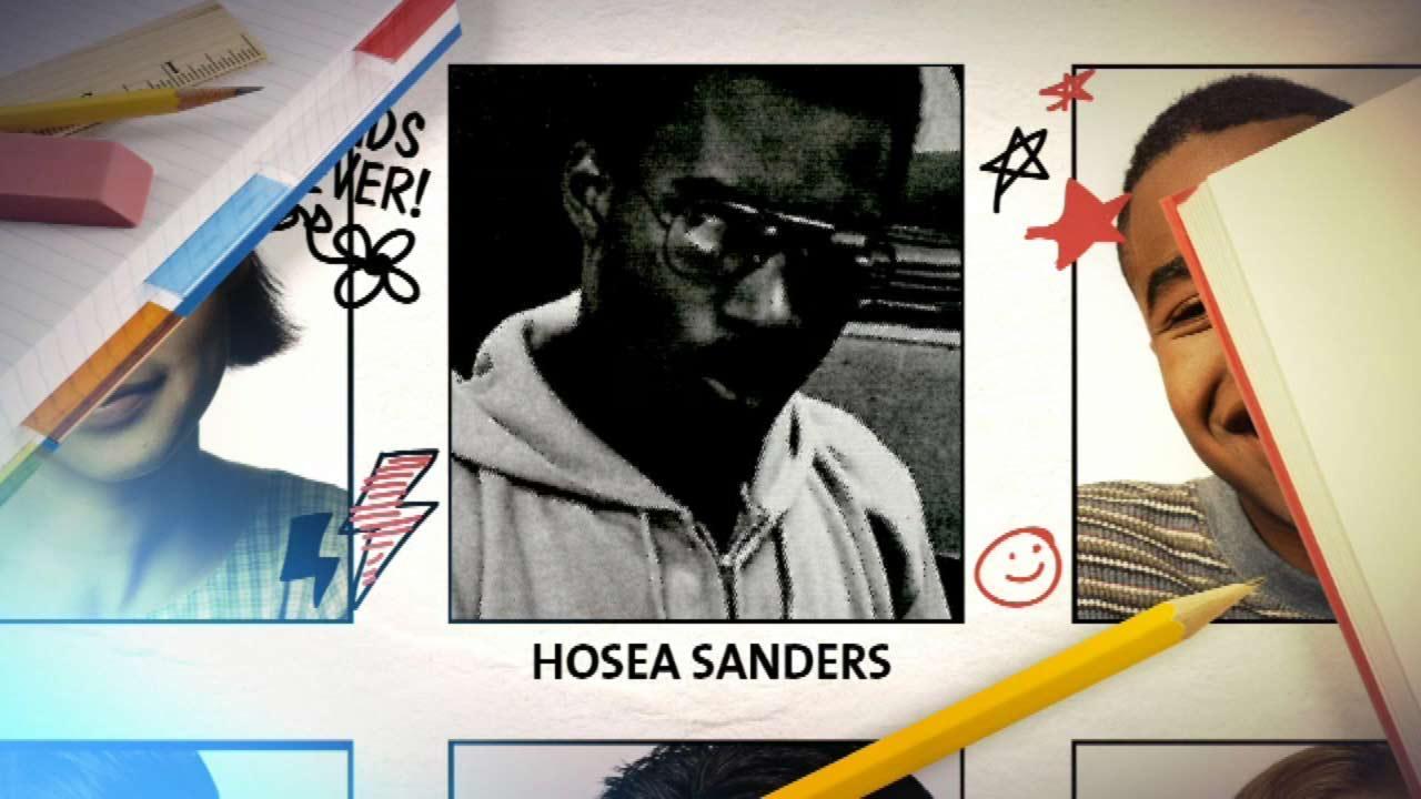 HOSEA SANDERS