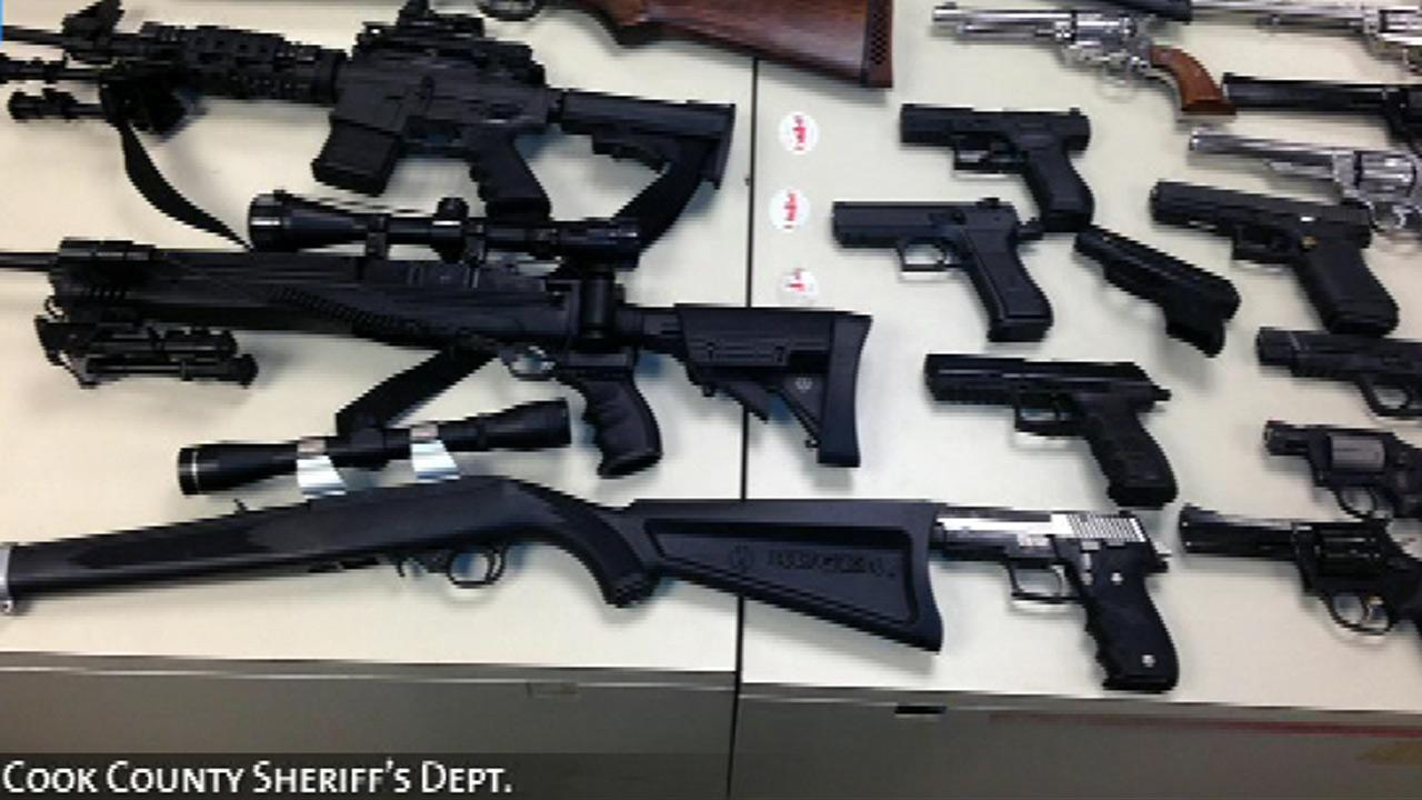 Since initiating the effort seven weeks ago, 83 guns, including four assault weapons, have been recovered.