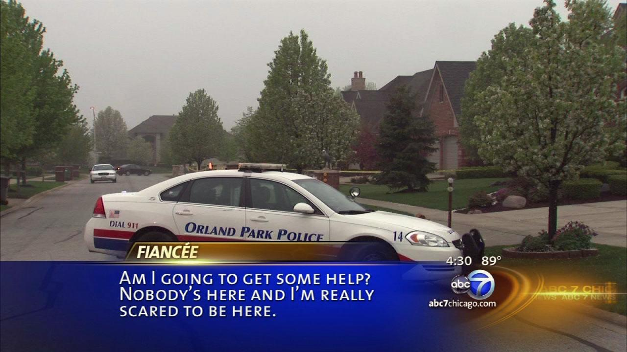 Orland Park home invasion 911 calls released