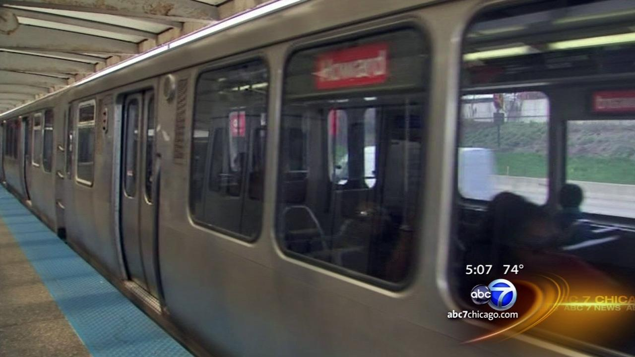 Red Line reconstruction pushes CTA riders to Green Line, Metra