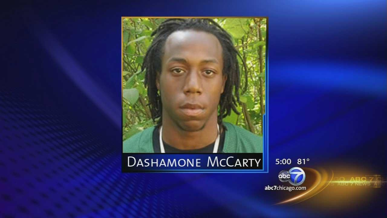 Dashamone McCarty, 19,