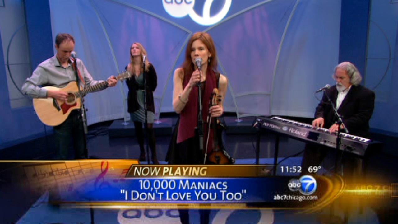 Music Break: 10,000 Maniacs