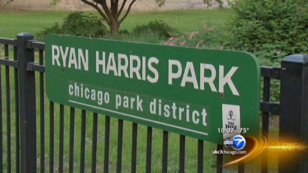 Ryan Harris murder: Harris cousin Shaneda Lawrence fatally shot in Chicago's Ryan Harris Park