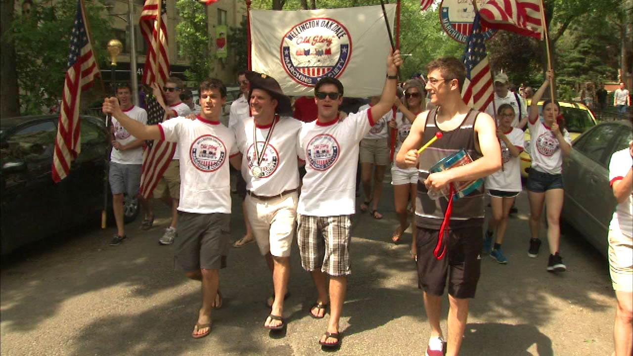 Woogms Parade a Chicago tradition turning 50