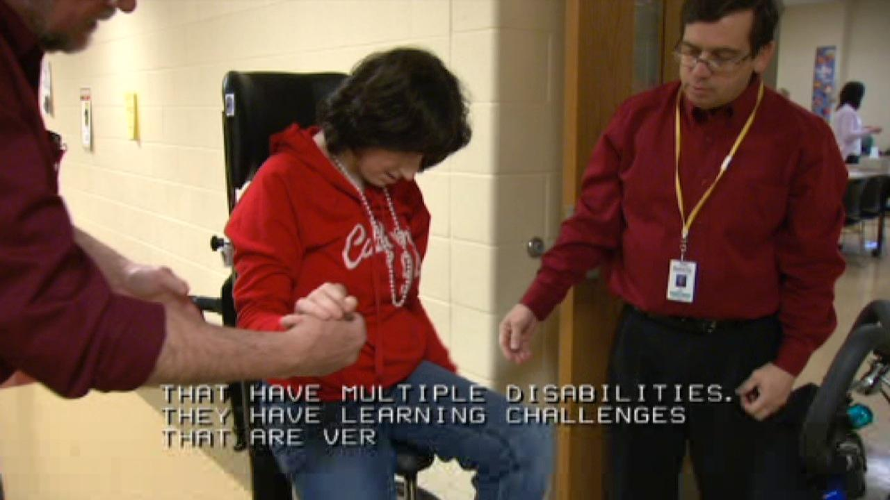 Adaptive bikes change lives of students with disabilities at Batavia High School