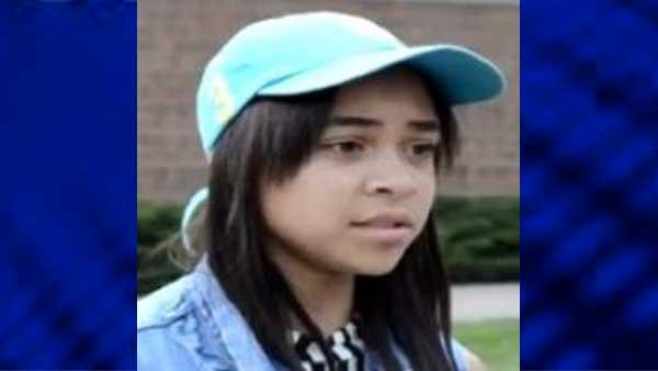 Tinina Burns, 15, is missing from the 5500-block of S. Everett in Chicago.