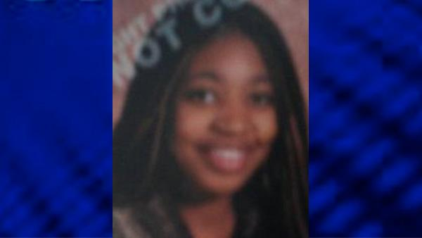 Kenyatta Fisher, 13, is missing from the 7100-block of S. Troy in Chicago.