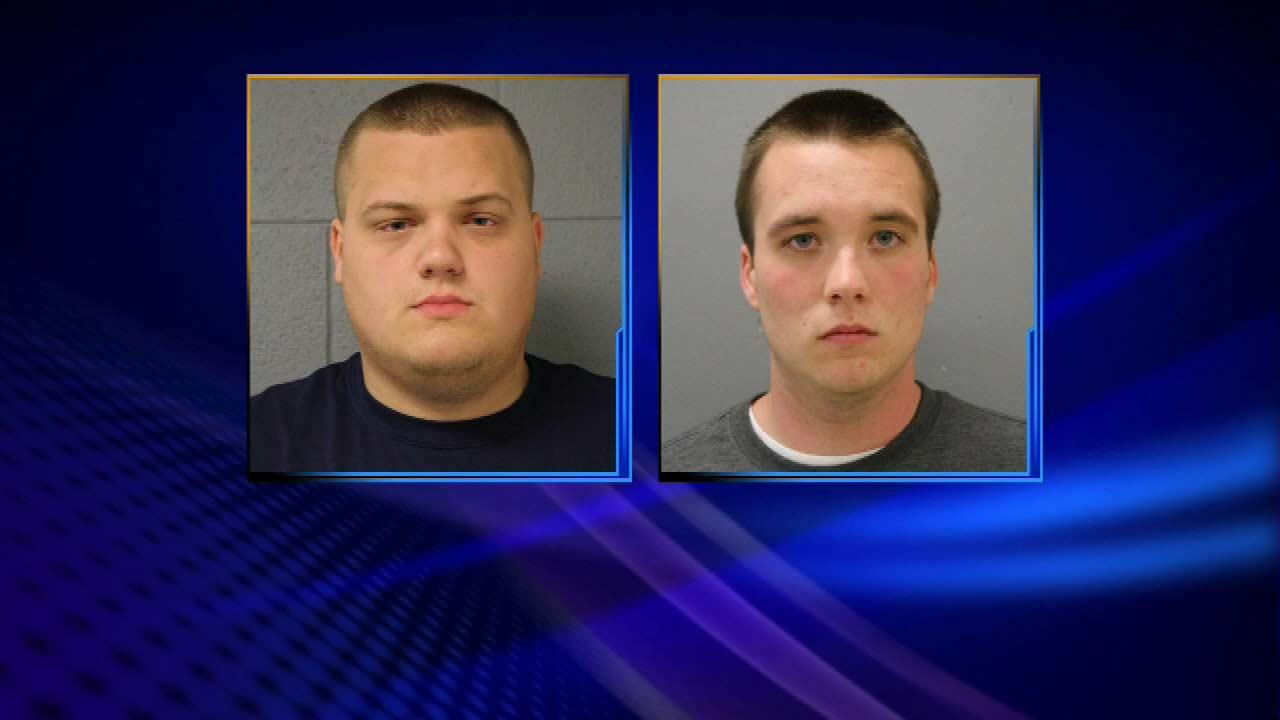 Suburban firefighters held on sexual abuse charges