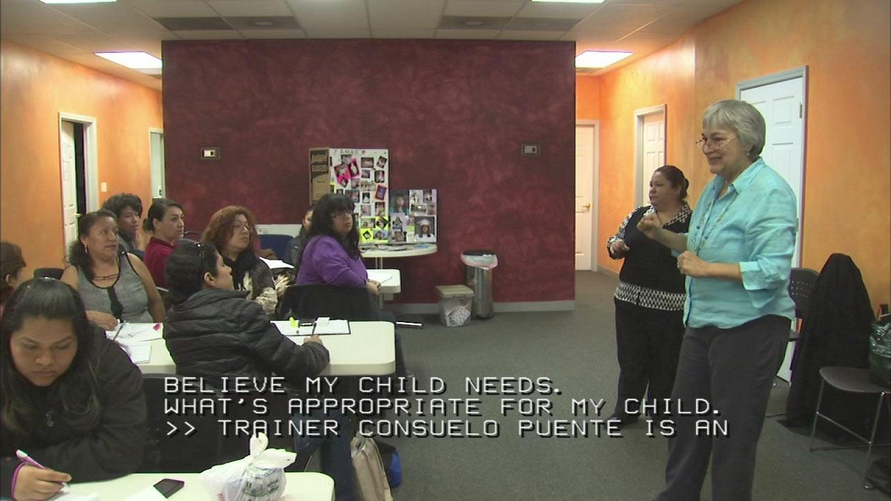 Center helps parents advocate on behalf of disabled children