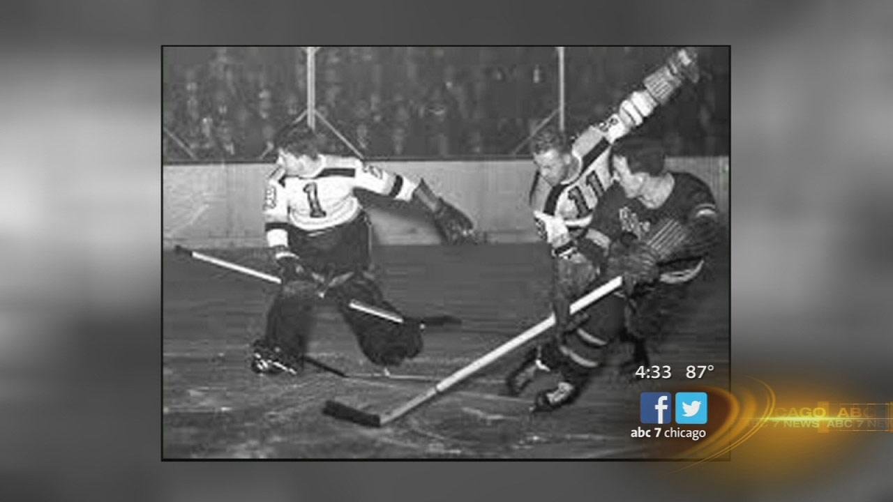 Son of slap shot pioneer recalls dad's prowess