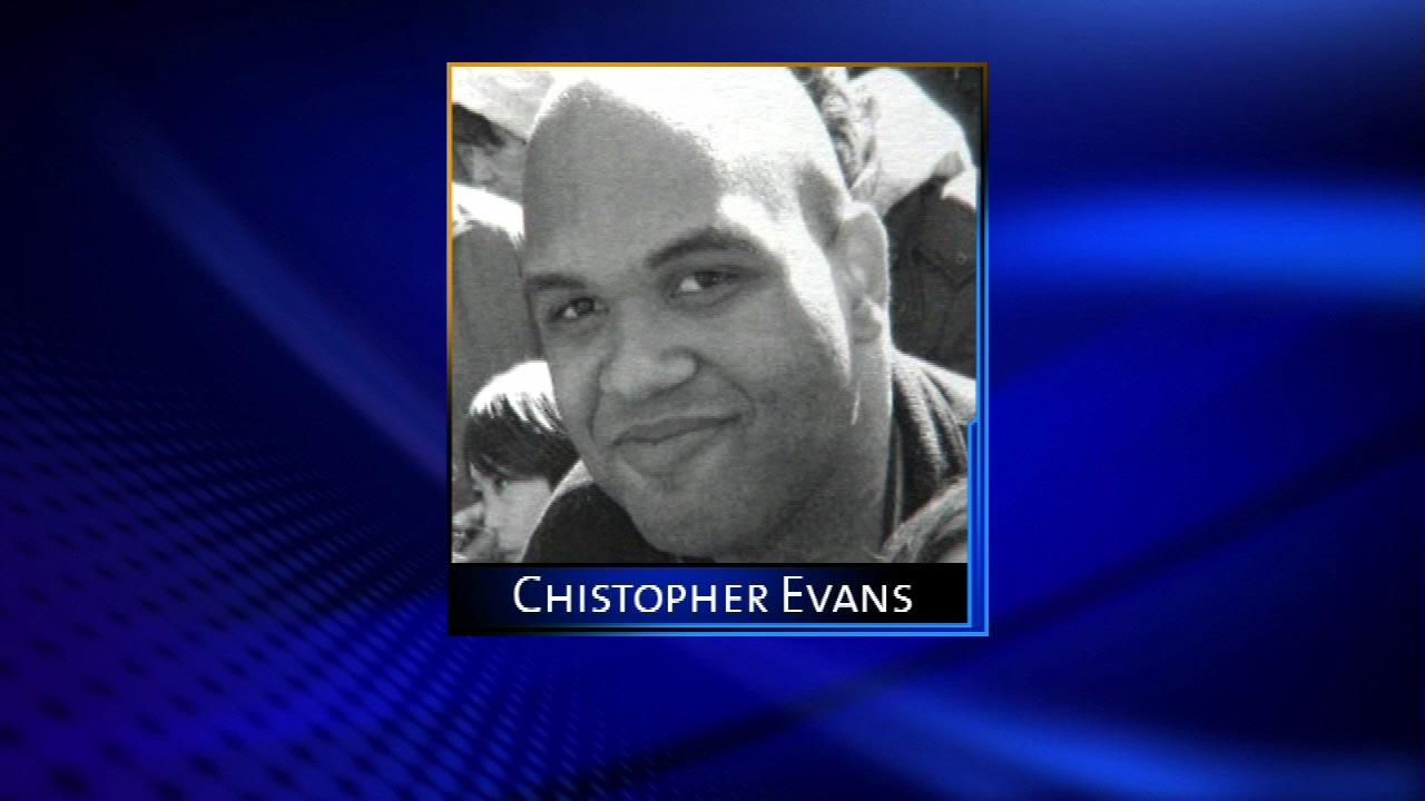 Christopher Evans, missing Evergreen Park man, last seen at Lakeview bar
