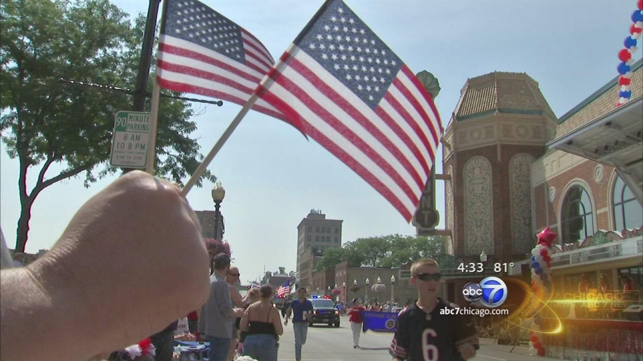 4th of July fireworks, parades planned in Arlington Heights, across Chicago area