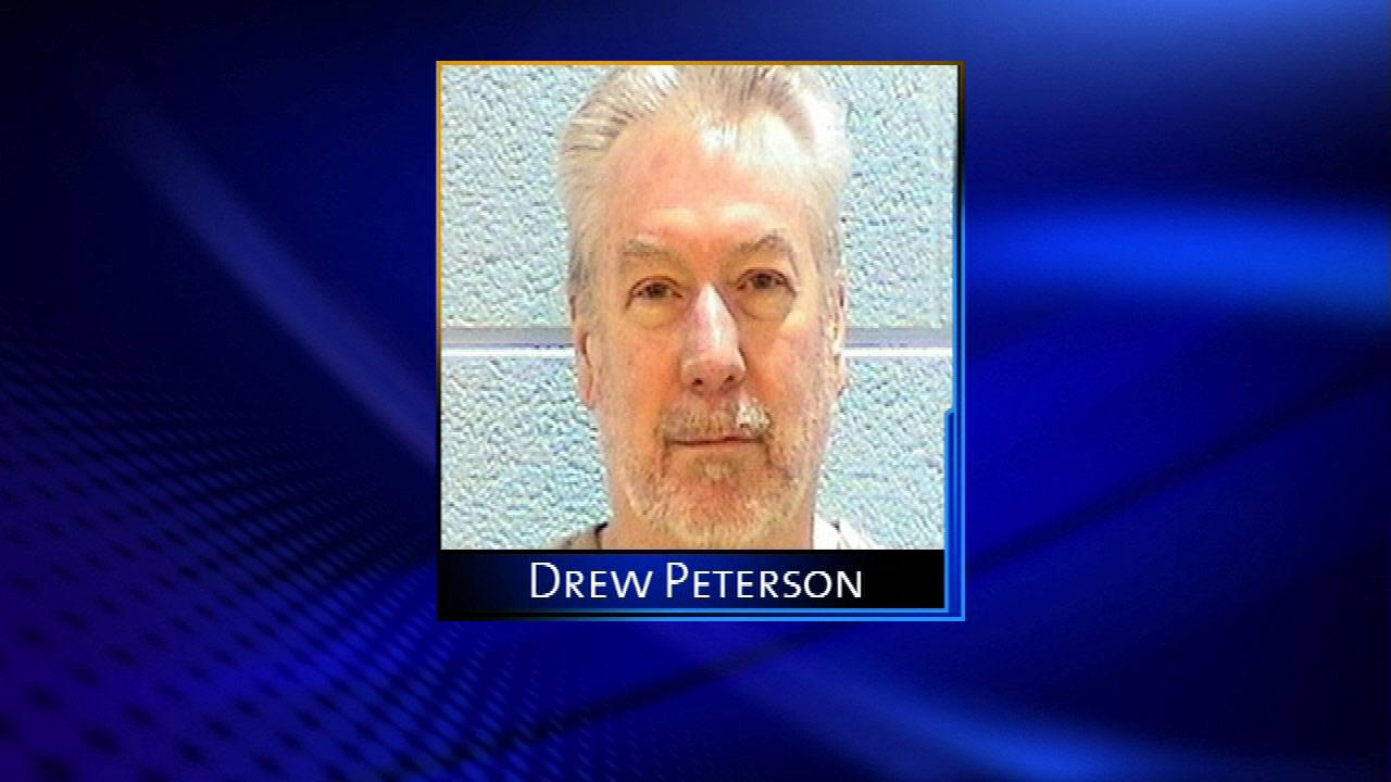Drew Peterson requests appeal assistance