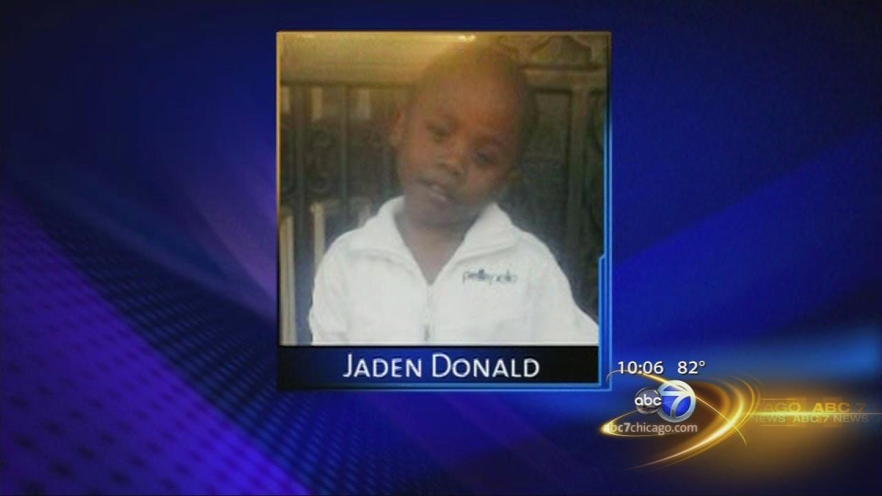 Darrell Chambers charged in Cooper Park shooting that wounded 5-year-old Jaden Donald