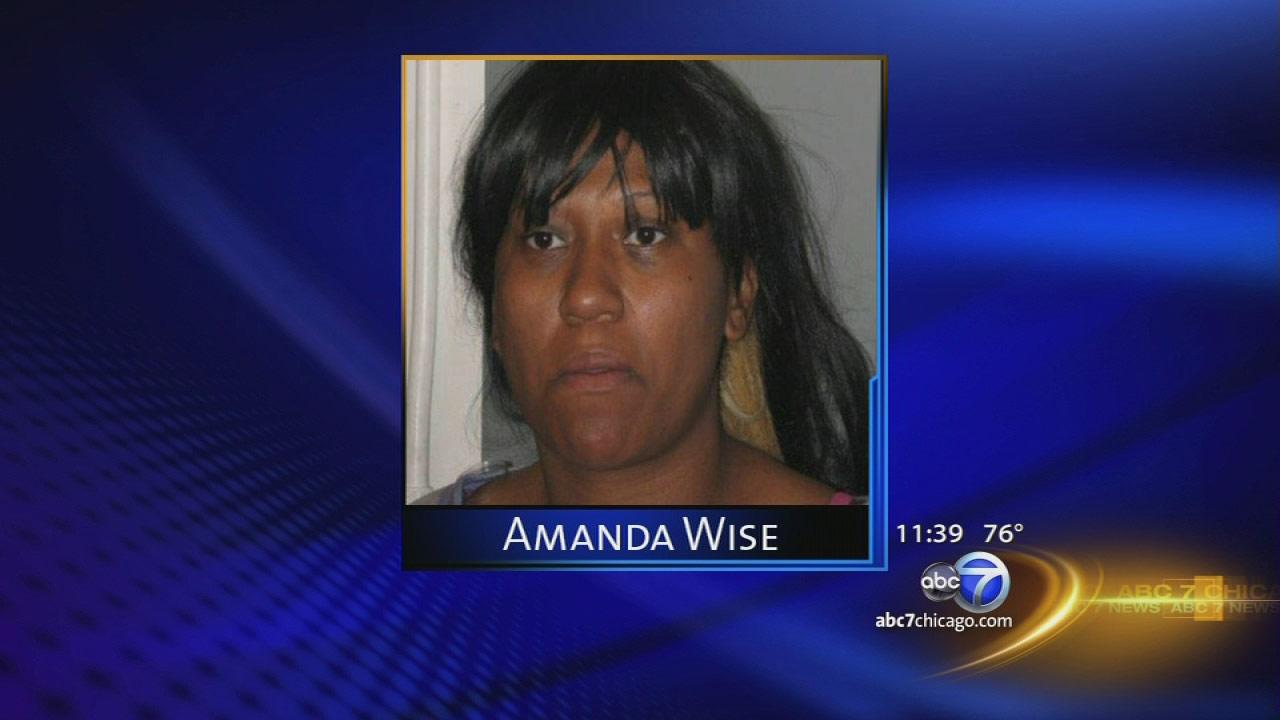 Amanda Wise, 29, charged with animal cruelty | 8 dogs found neglected, abused in Dolton
