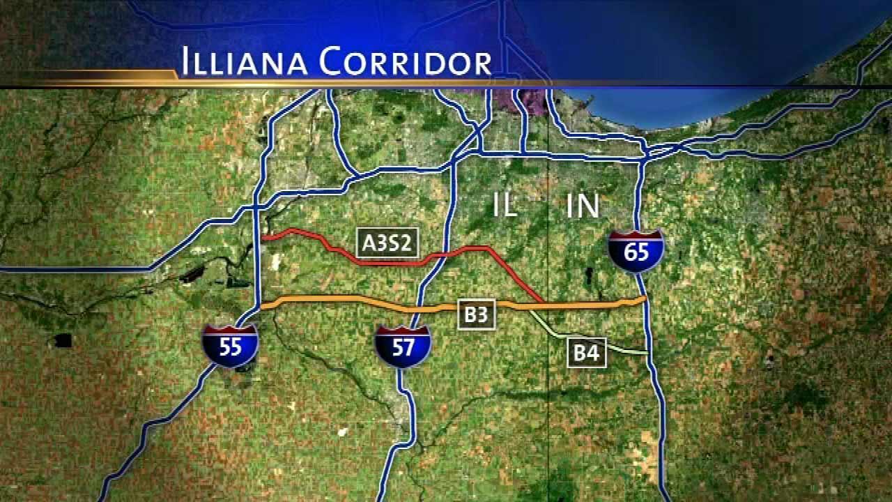 Illiana Expressway promoted by Senators Mark Kirk, Dan Coats