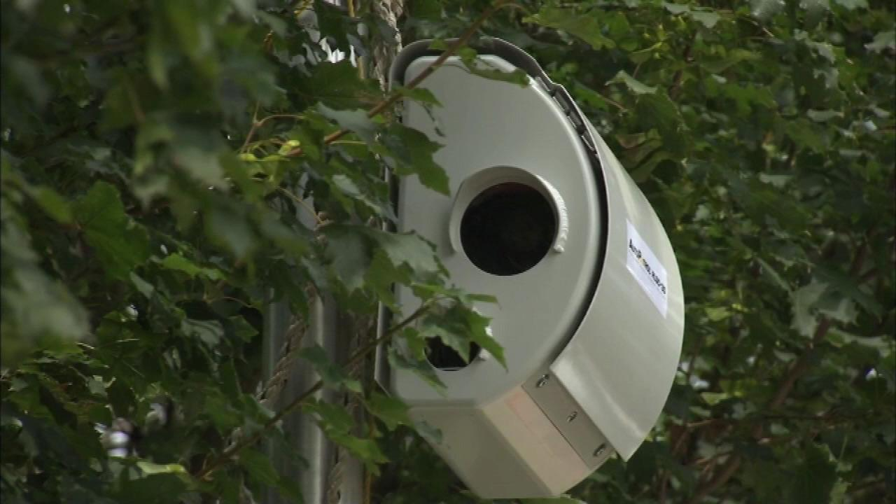 Chicagos first speed camera goes live Monday.