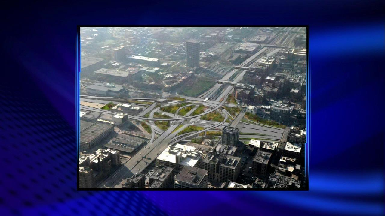 A major overhaul is in the works for the one of the nations most congested interchanges, as Governor Pat Quinn will announce a nearly half-billion dollar renovation plan for the Circle Interchange.