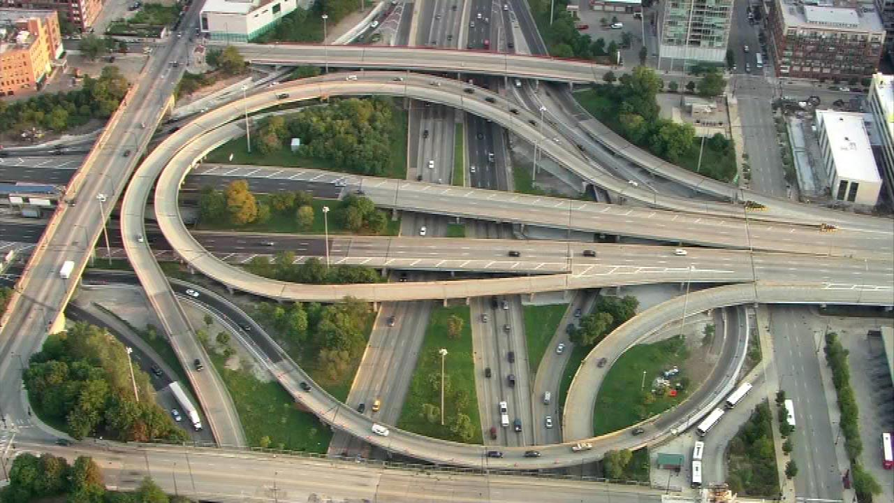 People call it the spaghetti bowl for a reason. The circle interchange can be a traffic tangle, but a major overhaul kicks off Wednesday.