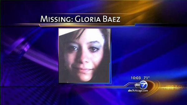 Gloria Baez, 18, was last seen on August 8 on the 2400-block of South Karlov in the Little Village neighborhood. Baez has a diminished menta