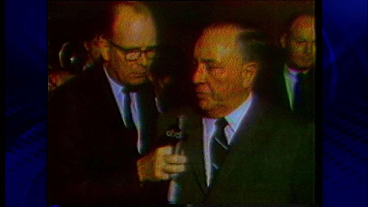 Hugh Hill interviews Richard J. Daley