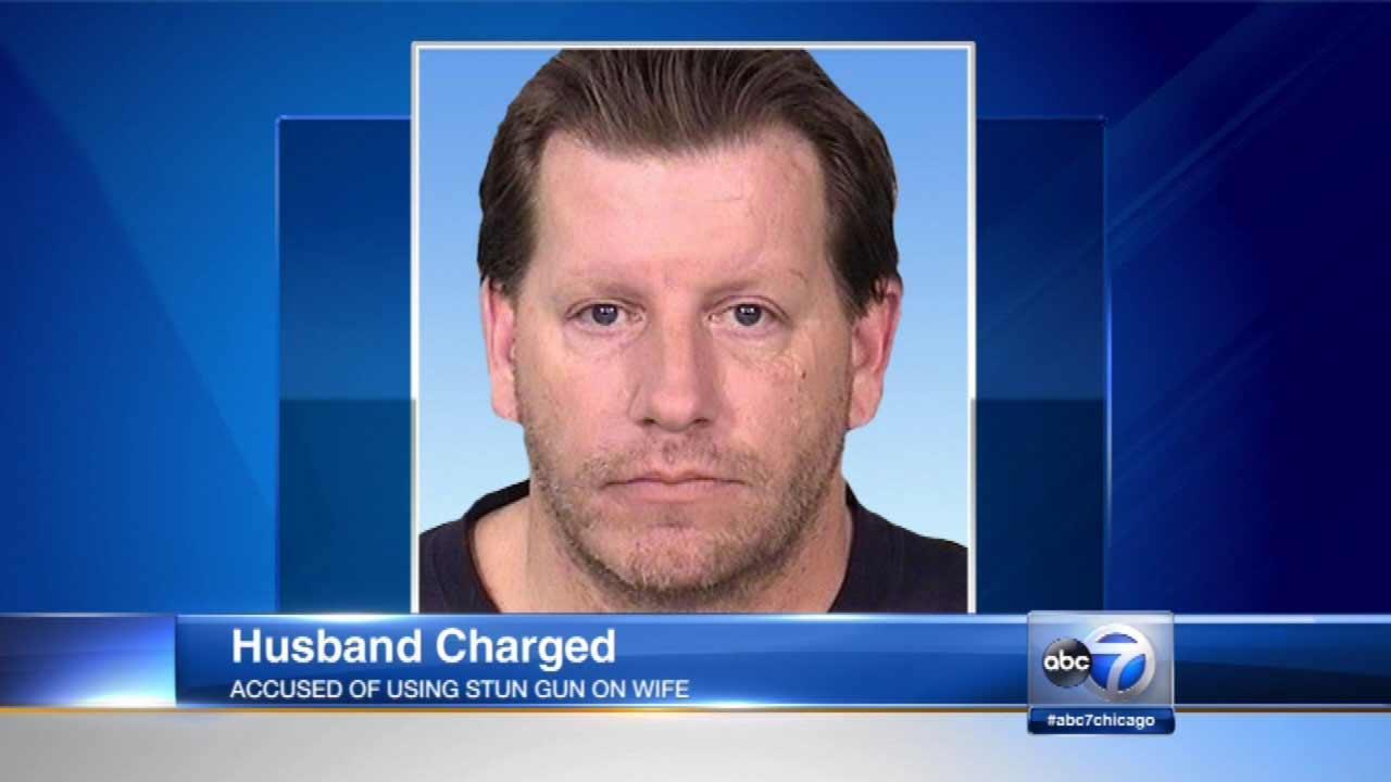 Tinley Park husband John Grant sentenced in stun gun bet