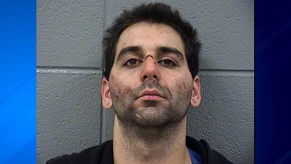 Man allegedly assaulted first responders in River North