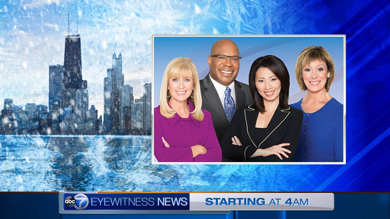 ABC 7 Eyewitness News Wednesday Morning at 4 AM