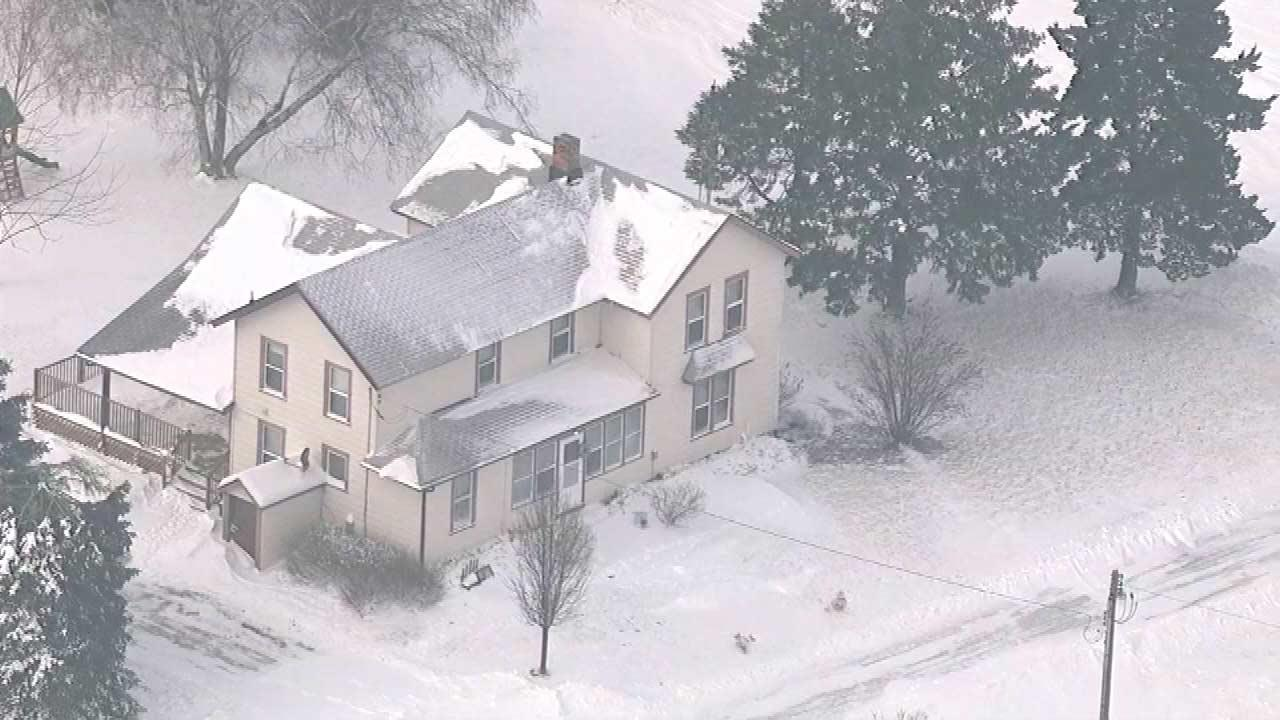 Help for DeKalb Co. family trapped at home by snowdrifts
