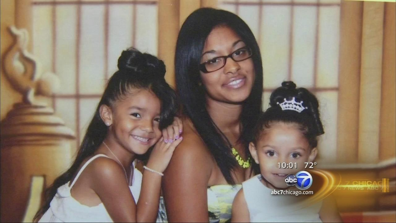 The 27-year-old Lindsey Williams and her 5- and 3-year-old daughters died in the crash last week on Interstate 65 about 30 miles south of Gary when a semitrailer slammed into their stopped SUV. Williams sister, two young nieces and an uncle also died.