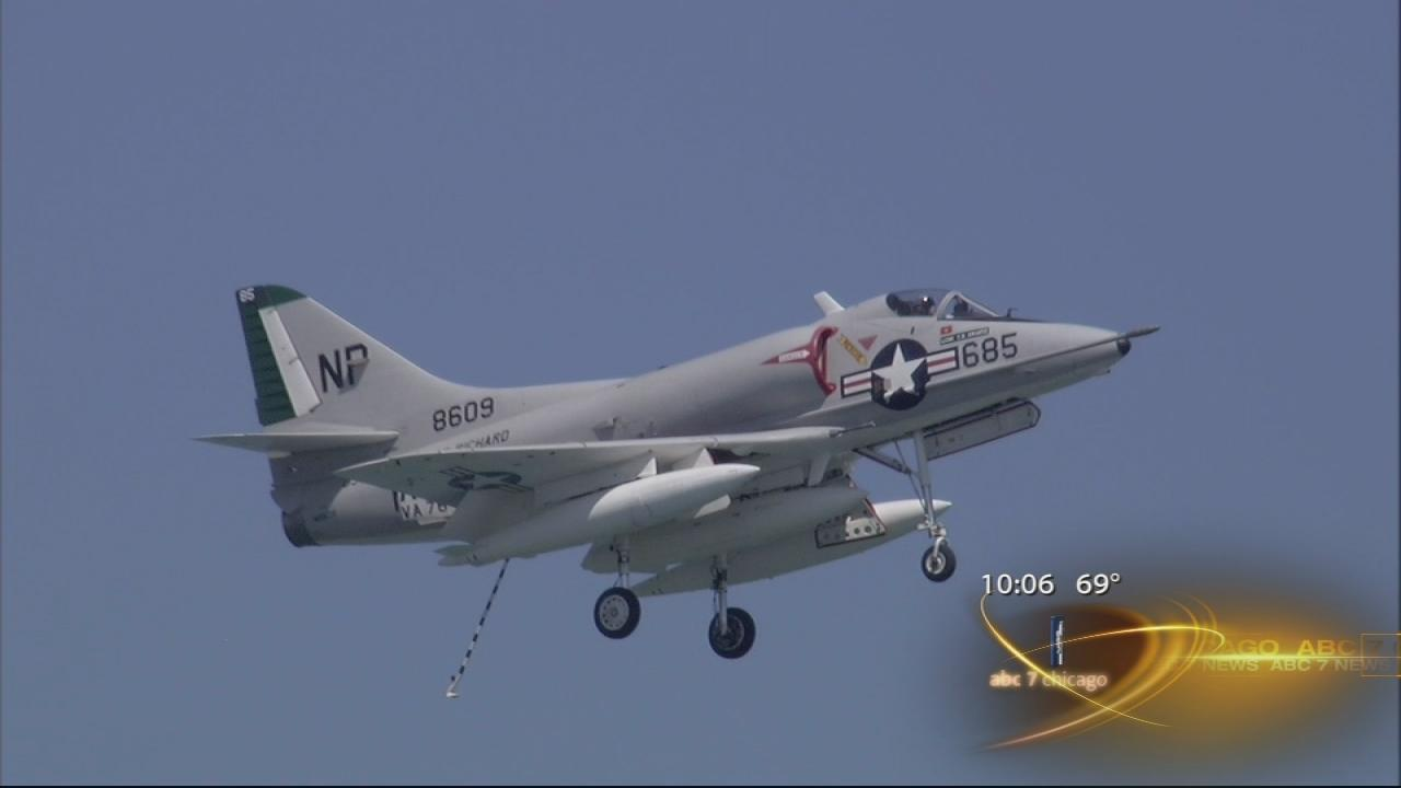 Air and Water Show wows on first day