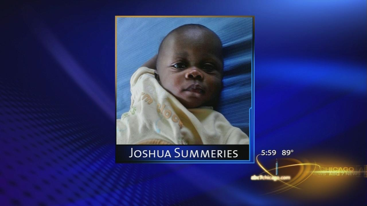 Baby missing, kidnapping reported in Zion