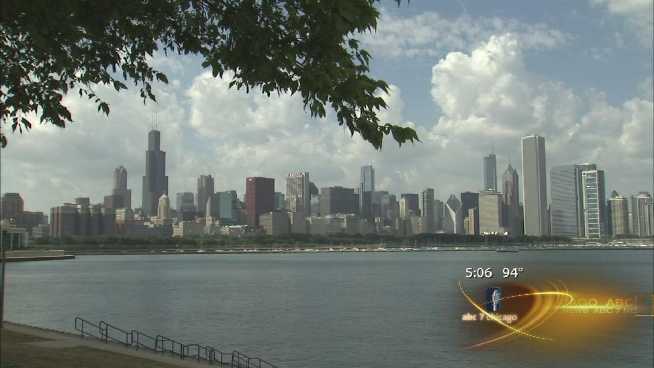 Chicago a top holiday destination