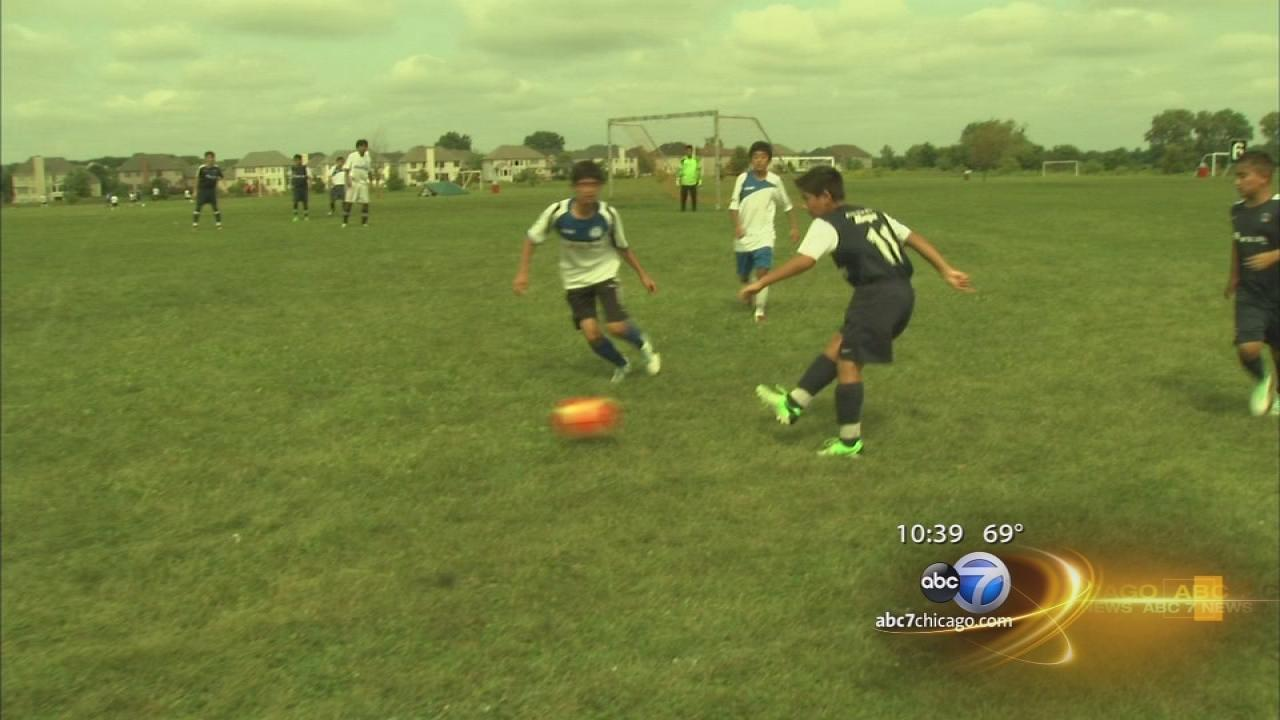 Local youth soccer team to play in World Final