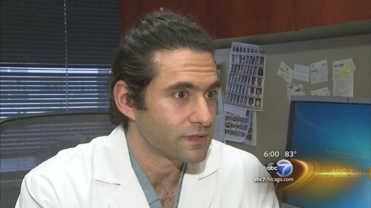 Chicago surgeon gives firsthand account of Syrian civil war